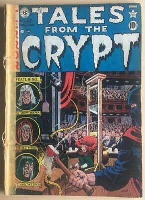 ORIGINAL EC TALES FROM THE CRYPT 27 1951 Vintage Precode Wally Wood Davis Ingles