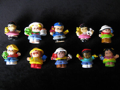 Fisher Price Little People, Qty 10