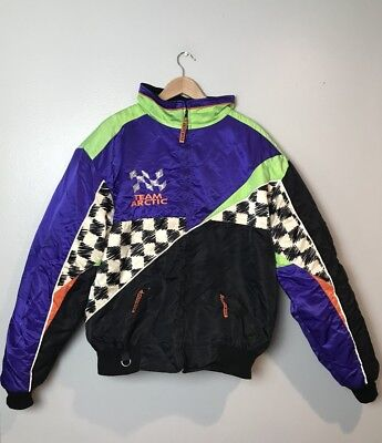 VTG Arctic Cat snowmobile jacket coat winter snow machine adult XLT XL Tall