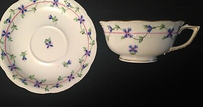 Herend Tea Cup And Saucer, Two Sets!