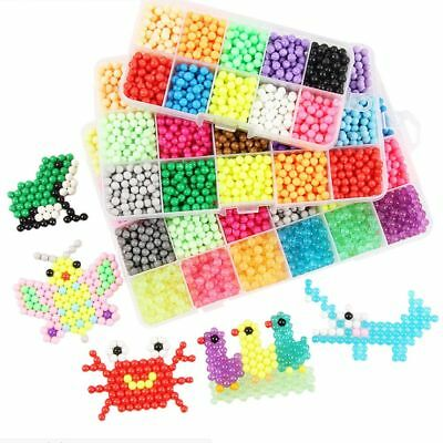 Aquabeads Crystal Charm Set Aqua Beads Art Craft Girl Craft Kid