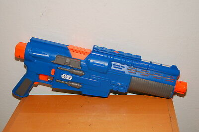 Nerf Star Wars Rogue One CAPTAIN CASSIAN ANDOR Glowstrike Deluxe Blaster