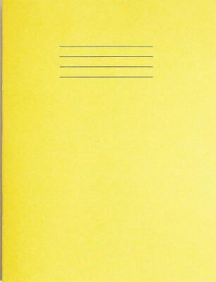 Rhino A5 PINK School Exercise Books Lined Notebooks Class Homework 80 Page