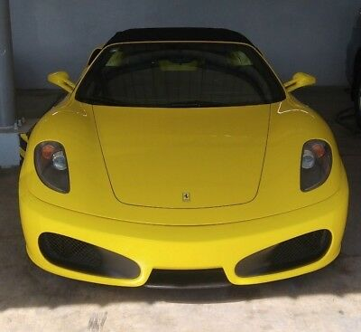 2006 Ferrari 430 Spider FERRARI F430 SPIDER F1 with 13k miles.  Limited time offer.