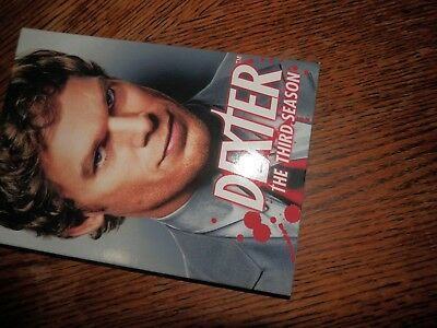 Dexter The Third Season (3) Opened, but Never Played