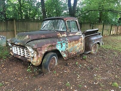 1955 Chevrolet Other Pickups Stepside 1955 Chevy Truck