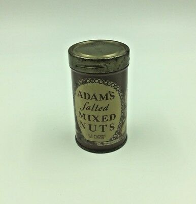 "*VINTAGE* Adam's Salted Mixed Nuts ""SNAKE IN A CAN"" Gag Prank"