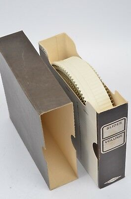 Genuine Sawyer 100 Rotary Slide Trays In Boxes And Dust Covers