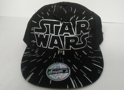 100% authentic d8f5d 21332 Star Wars Snapback Hat Cap NWT FREE SHIPPING