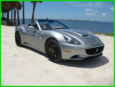 Ferrari California  2011 Ferrari California UNMOLESTED 11K MILES FLAWLESS CONDITION