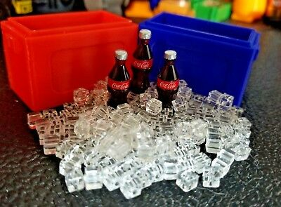 Choose Your Cooler Addons - RC 1/10 Scale Ice Soda Coke Rock Crawler Accessories