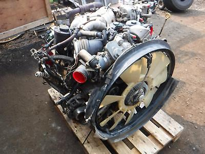 2008 2009 2010 Ford 6.4 Diesel Engine Complete Egr 158K Miles No Core Free Ship!