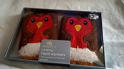 Aroma Home Robin hand warmers - brand new in box