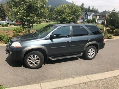 2003 Acura MDX  Two Owner Acura MDX