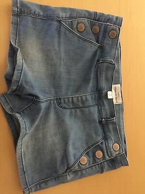 Country Road Denim Shorts, Girls 12
