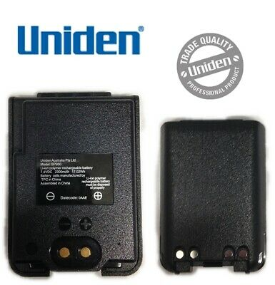 Uniden Genuine BP-950 2300mAh Lithium-ion rechargeable battery UH950S
