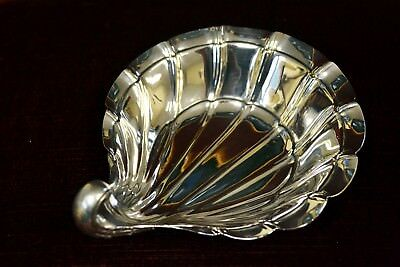 Antique 1931 Reed & Barton Sterling Silver Shell Dish 238g/8.4oz