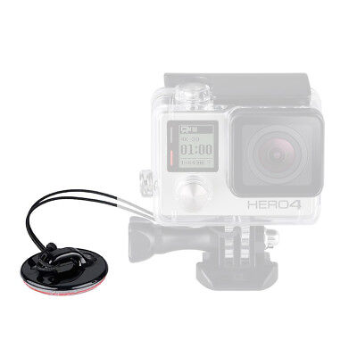 Camera Tether Safety Strap Mount + 3M VHB for GoPro
