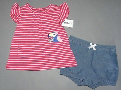 Baby girl clothes, 24 months, Carter's Spring/Summer 2 piece set/ 1/2 OFF!!