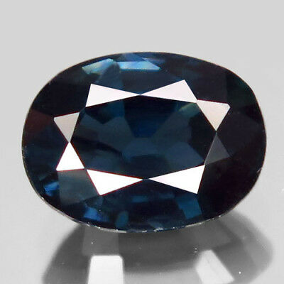 1.5ct.Delightful Gem! 100%Natural Gem Neon Blue Spinel Unheated AAA Nice Nr!