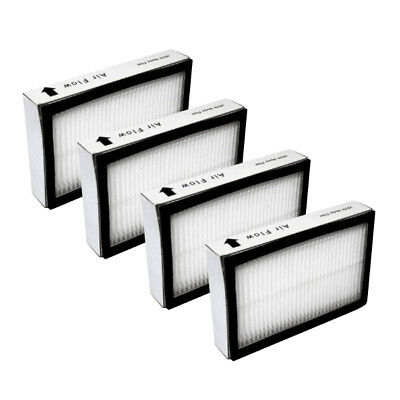 4x HEPA Filter for Kenmore EF2, 86880, 610445, 02080001000 Canister Vacuum