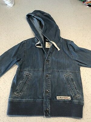 COUNTRY ROAD - Boys Jacket - Size 4