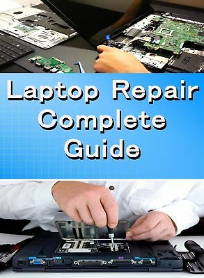 Laptop Repair Complete Guide hardware and chip level repair Book pdf