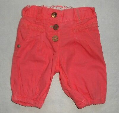 * Next Linen Trousers Age 3 - 6 Months