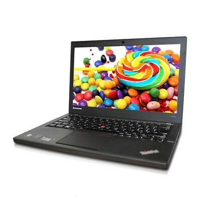 Lenovo ThinkPad X240 Ultrabook Core i5-4300U 1,9 GHz 8Gb 128GB SSD Cam Win10
