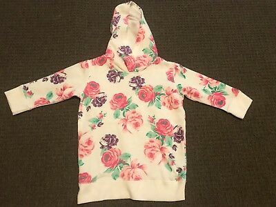Cotton on Girls Hoodie Size 3