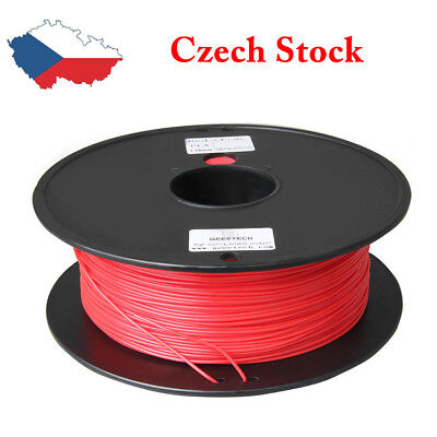 DUTY-FREE Geeetech Red 1.75mm  Filament PLA 3D Drucker Printing High Quality