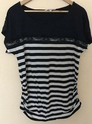 Maternity Top Size 20 Red Herring
