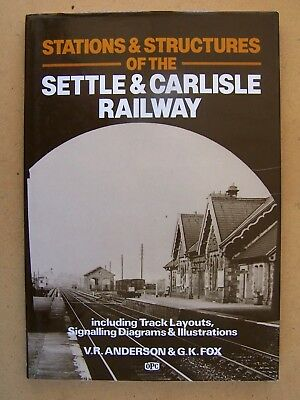 Station Structures Of The Settle & Carlisle Railway. Book.