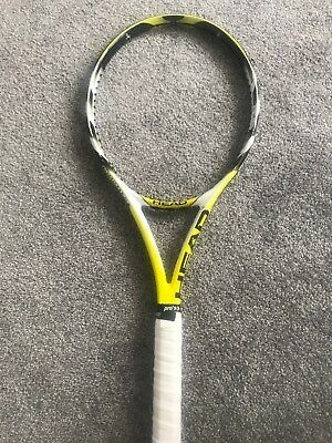 Head Mid Plus Microgel Extreme Tennis Racket Grip Size 3
