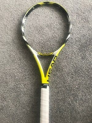 Head Mid Plus Extreme Tennis Racket Grip Size 3