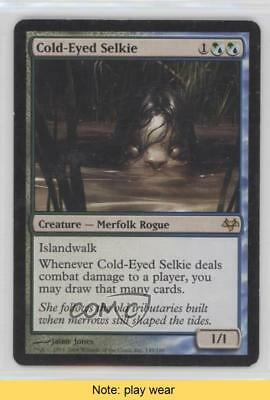 Cold-Eyed Selkie Foil Light Play MTG Eventide Magic