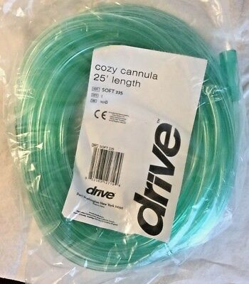 Drive -Cozy Cannula 25 ft Length-REF Soft 225  Lot of 3  616