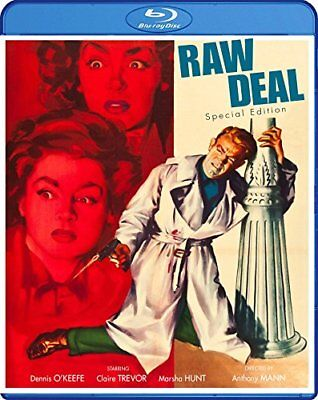 NEW Raw Deal (Blu-ray) - Special Limited Edition (2018)