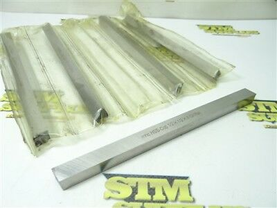 "New Pack Of 5 Hss Tool Bits 1/2"" X 1/2"" X 8"""