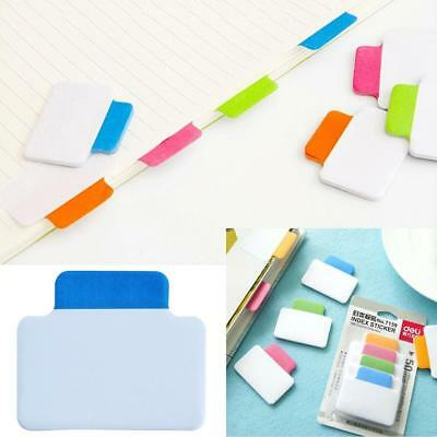2x Sticky Notes Notebook Memo Pads Bookmark Paper Sticker Notepad Stationery AU