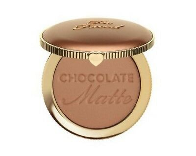 Poudre Soleil Chocolate Matte - Too Faced