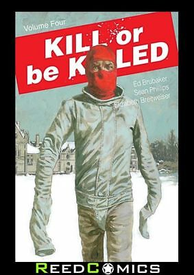 KILL OR BE KILLED VOLUME 4 GRAPHIC NOVEL New Paperback Collects Issues #15-20