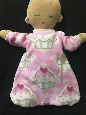 Dolls clothes made to fit Lulla Doll  - Sleeping Bag/All In One Set