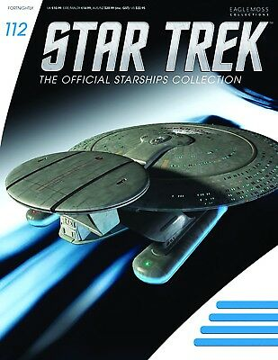 Star Trek Eaglemoss Magazine Only. Uss Phoenix