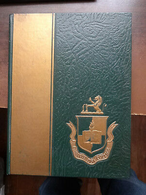 1974 CW Post college yearbook