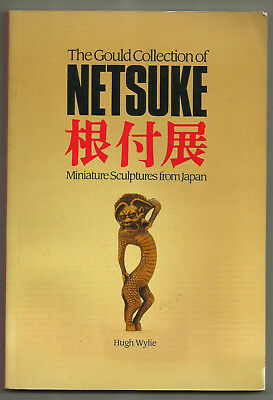 MUSEUM COLLECTION of NETSUKE MINIATURE SCULPTURES FROM JAPAN. Color Pics