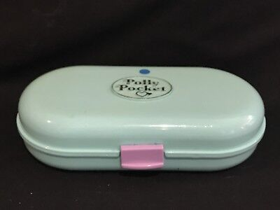 Vintage polly pocket 1992 Babysitting Stamper Compact No Figures