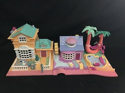 Vintage polly pocket  House Play sets Lot 3