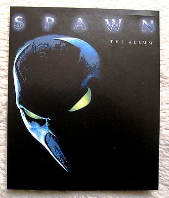 Rare - Spawn The Album - Movie Promo Counter Sticker - Music Store Exclusive!!