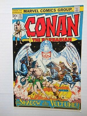 Conan The Barbarian #10 In Vf/nm Condition Or Better King Kull Back Up Story
